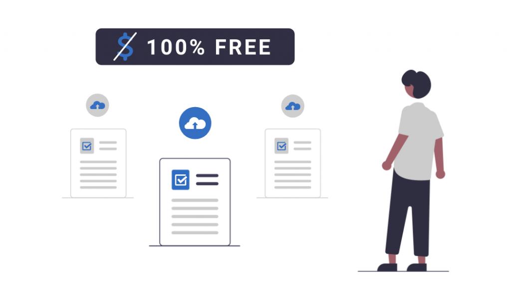 Free Cloud Based Document Management